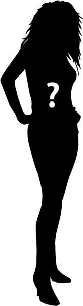 Vrouw op de weegschaal