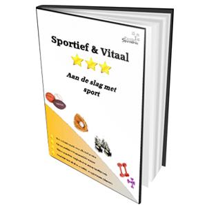 Sportief & vitaal worden met dit e-book