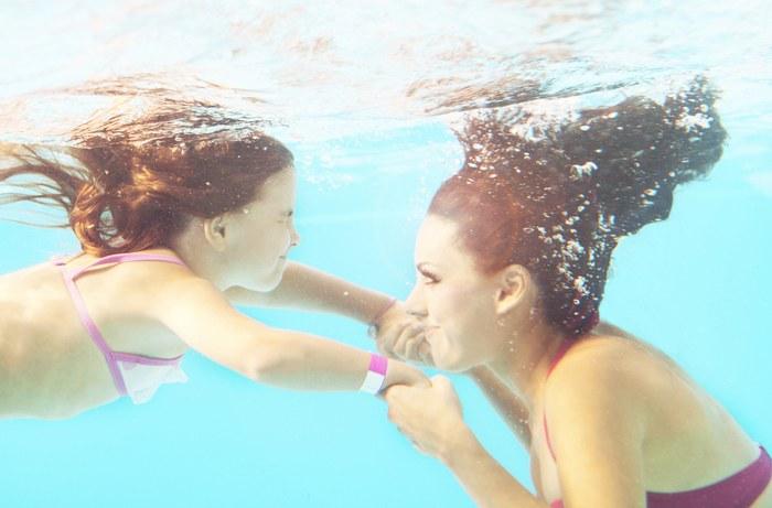 Zelf zwemles geven