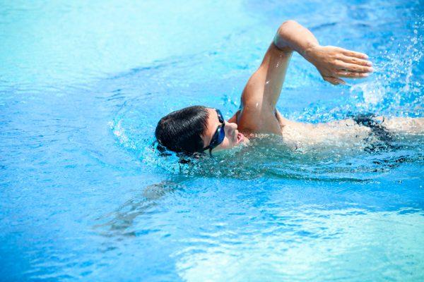 Zwemslagen verbeteren 6