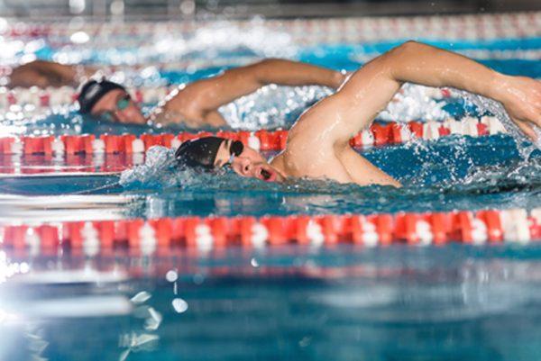 Zwemmen met een schema op maat