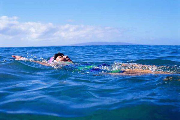 zwemmen afvallen schoolslag