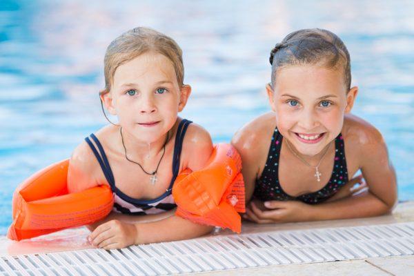 Zwemles en leren zwemmen