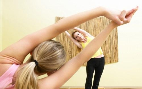 Fitness – combinatietraining 2