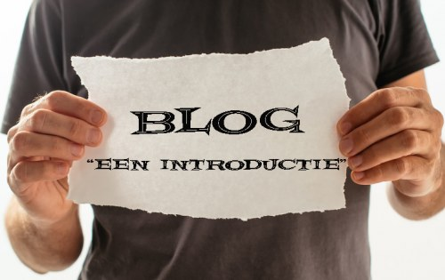 Bloggen, gaat het me lukken?