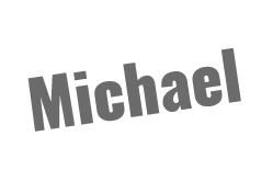 Ondertekening Michael