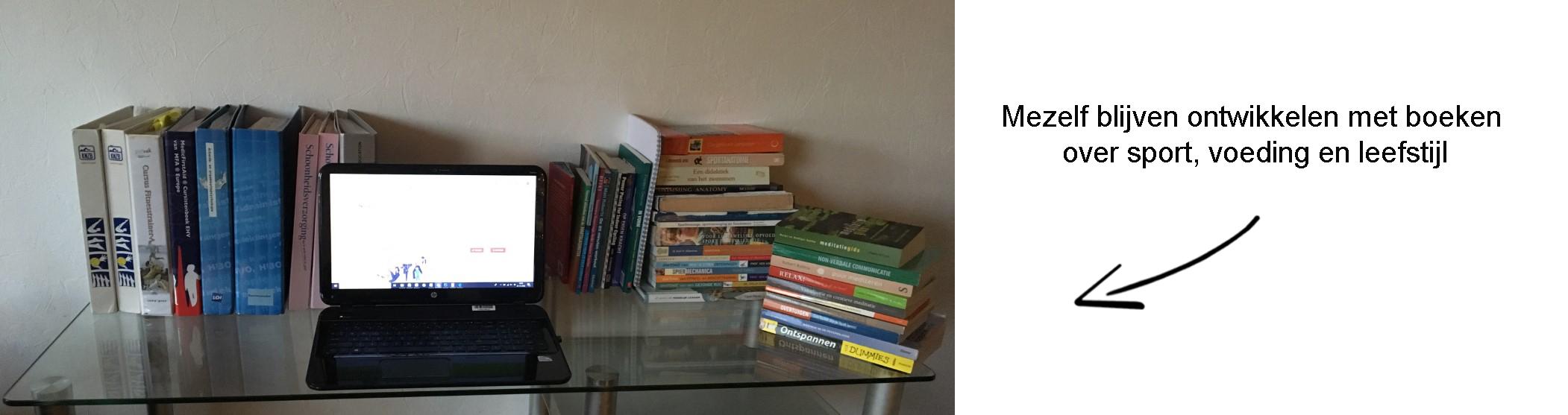 Boeken over sport, voeding en leefstijl