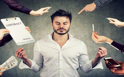 Stress en stressinvloeden hanteren