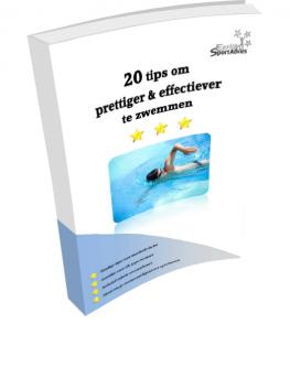 3D voorkant 20 tips om prettiger en effectiever te zwemmen