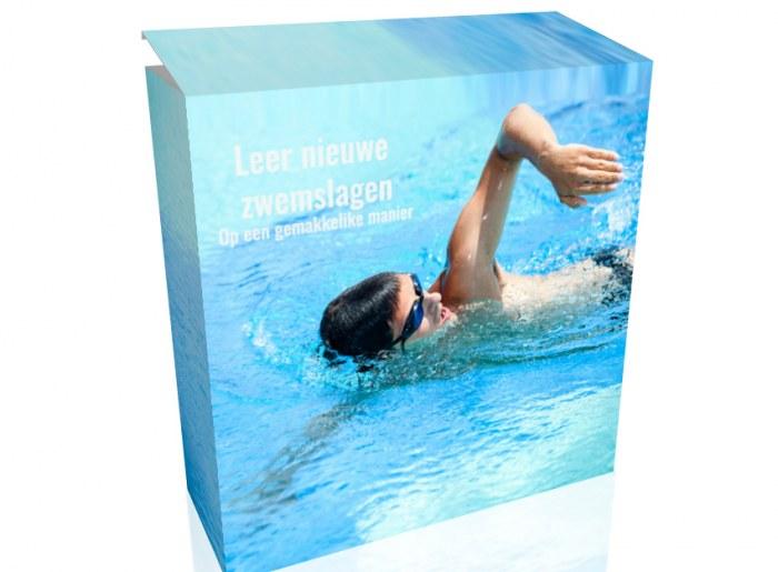 Leer gemakkelijk nieuwe zwemslagen