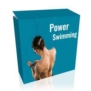 Zwemmen met power: dat is Powerswimming