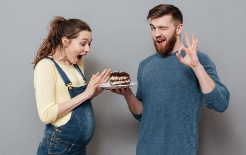 9 maanden ontzwangeren