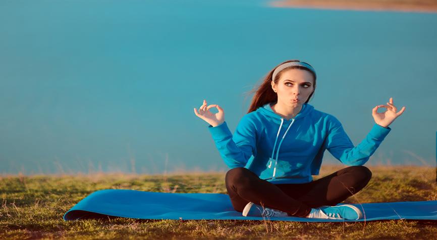 Mediteren moet je leren